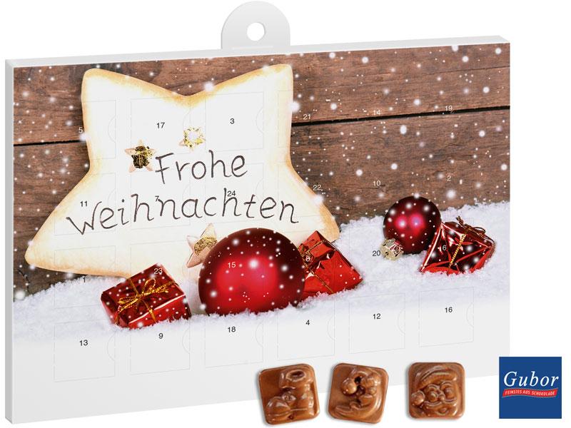 Kleiner Weihnachtskalender.Adventskalender Gubor Din A5 Motiv M036