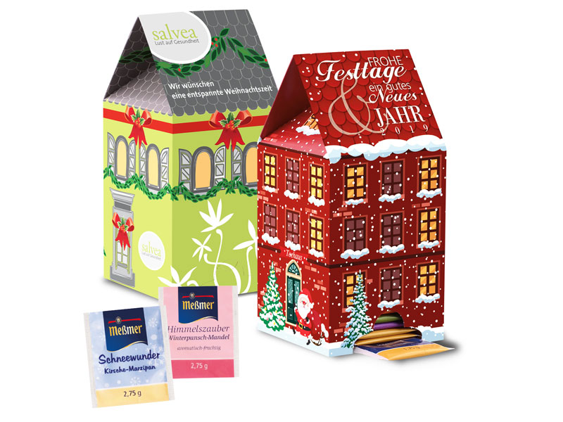 Weihnachtskalender Tee.Tee Adventskalender Tee Haus