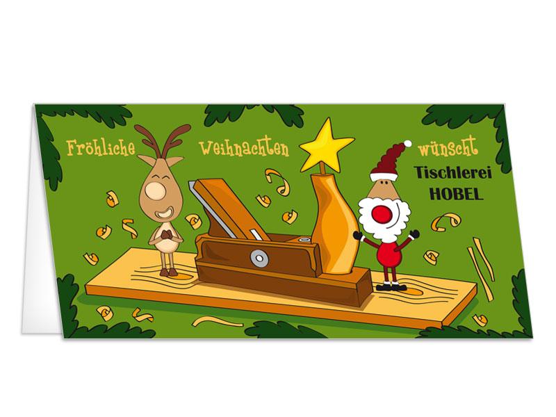 Holz Weihnachtskarten.Weihnachtskarten Tischlerei