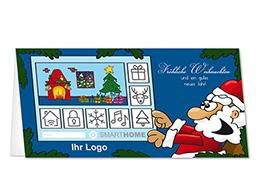 Firmen Weihnachtskarten Drucken.Karten Für Berufsbranchen Mit Individuellem Druck